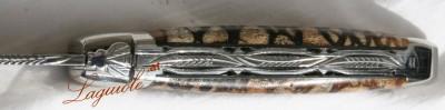 Taschenmesser mit Doppelplatine